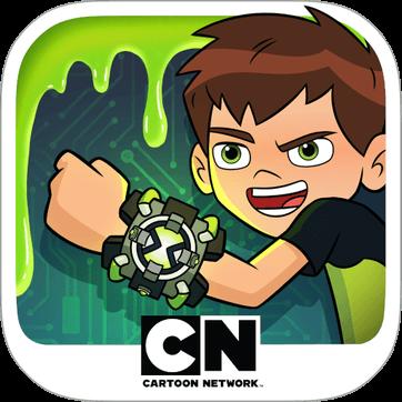 Super Slime Ben App Ben 10 Apps Cartoon Network Mobile Apps